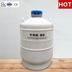 Best TIANCHI Liquid Nitrogen Tank 20L Chemical Storage Container Price wholesale