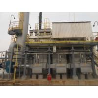 Best Natural Gas Rto Thermal Oxidizer Vertial / Horizontal Arrangement wholesale