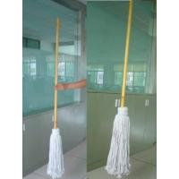 China Wood Handle Cotton MOP on sale