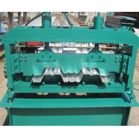 Best Floor Deck Forming Machine Coil Width 1700mm Anti - Rust Floor Deck Roll Forming Machine Tensile Strength 720 Mpa wholesale