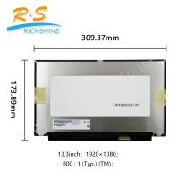 Best Original Condition Touch Screen LCD Display 14.0 Inch 1920*1080 TFT Laptop Screen For B140HAK02.0 wholesale