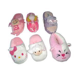 Best Kids Animal Indoor Slippers wholesale