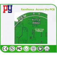 China Durable Pcb Printed Circuit Board , FR-4 Double Sided Pcb Fabrication 2 Layer on sale