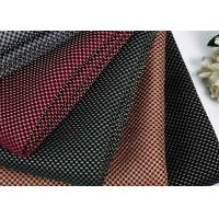 Best 100% Polyester Airflow 3d Mesh Fabric / Washable Knitted Spacer Mesh Fabric wholesale