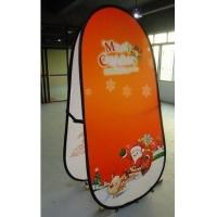 Cheap Custom Outdoor Portable Horizontal  A - Frame Display , Sports Pop up Banner for sale