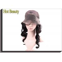 Best With Baby Hair Around Lace Wig Suitable Dying All Colors 1b# Natural Wave wholesale