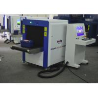 Cheap Airport Subway X Ray Airport Baggage Scanners Gun Metal Detector With Conveyor Belt wholesale