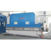 Best Automatic Bending 6m Long CNC Hydraulic Press Brake Machinery For Sheet Forming wholesale