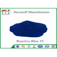 Best High Stability Fabric Reactive Dyes Reactive Brill Blue KN-R C I Blue 19 wholesale