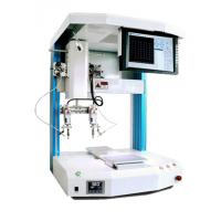 Buy cheap CCD location system soldering machine robot with remote control from wholesalers