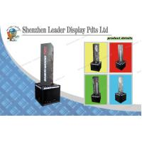 Cheap Hockey Sticks Black Cardboard POS Display Stands Recycled with Customized Logo wholesale