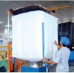Best UV Treated Food Grade FIBC Rice Bulk Bag / Big Bag / Container Bag 100% Virgin PP wholesale