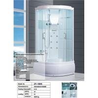 Quality 90x90cm steam shower cabin/European design shower room/shower booth with tub wholesale