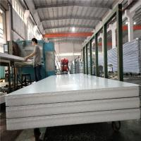 Best environment protection and energy saving eps sandwich panel 11900x1150x75mm wholesale