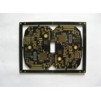 Best 12 Layer FR4-TG170 Immersion Gold 2.0mm Thickness Rigid PCB Board For LED, Automobile Etc wholesale