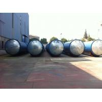 Best Glass industry Wood Preservative Treatment , saturated steam Autoclave wholesale