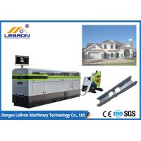 Best 5000mm Length Light Gauge Steel Framing Machines 300-700m/h Production Capacity wholesale