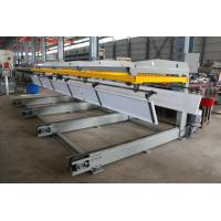 Best 5.5kw Roofing Sheet Making Machine , 3 phase Automatic Roll Forming Machine wholesale