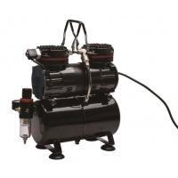 Best TC-90T Compact Airbrush Compressor , Aircraft Airbrush Compressor With Tank wholesale