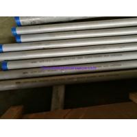 """Best Seamless Stainless Steel Pipe, ASTM A312 TP304H, TP310H,TP316H,TP321H, TP347H Grain Siz Test 1-1/2"""" SCH40S 6000MM wholesale"""