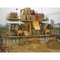 Buy cheap High flow rate reliable desanding plant system for piling and tunelling project for sale from wholesalers