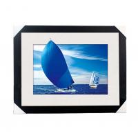 Cheap Eco-friendly 30x40CM 5D Lenticular Printing Services With PS Black Frame For for sale