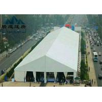 Best Outdoor Inflatable Roof Cover Trade Show Tents Flexible Poles For All Weather wholesale