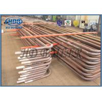 Best Carbon Steel Superheater And Reheater , Energy Saving Heat Exchanger wholesale