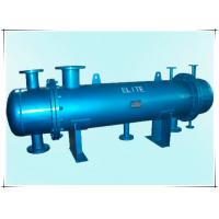 Best High Pressure Compressed Air Receiver Tanks Pressure Vessel Blue Color wholesale