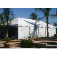 Best White Color Heavy Duty Party Tent , Wind Resistant Easy Assembled Marquee Tent Wedding wholesale