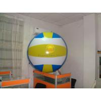 Best Waterproof 1.5m Diameter Sports Volleyball Balloons with 0.18mm PVC for Parade wholesale