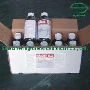 Best Diquat Dibromide Non - Selective Herbicide Paraquat 20%SL wholesale