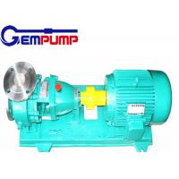 Best IH Horizontal Single Stage Chemical Centrifugal Pump / Single-stage single suction pump wholesale