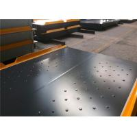 China Thickness 12MM ZEMIC Load Cell Truck Weighbridge 3X21 Meters ISO9001 Standard on sale