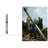 Best 6 Inch Deep Well Submersible Pump For Borehole Well Centrifugal / Vertical Theory wholesale