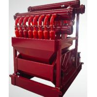 Cheap High efficiency drilling mud cleaner shaker used in oil drilling solids control for sale