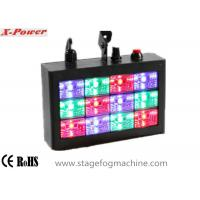 Best Sound-activated LED Strobe Lights With 12 pcs * 1w RGB High Power LEDs  VS-74 wholesale