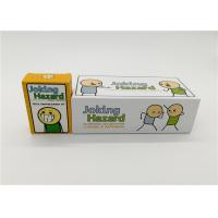 Best Customized Cyanide And Happiness Cards With Different Size Paper Card Material wholesale