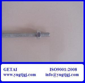 China Grade 8.8 SS Aluminum ACME Threaded Rod on sale