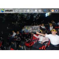 Best 5D Theater For Electronic Motion Control System In Theme Parks wholesale