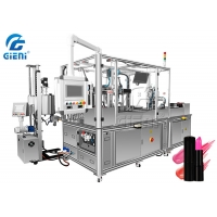 Best 1000PCS/H Piston Silicone Lipstick Filling Machine wholesale