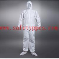 China disposable wear asbestos protective clothing industrial protective clothing on sale
