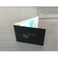 Best CMYK Printing Digital Lcd Video Brochure With Magnetic Switch / Light Sensor wholesale