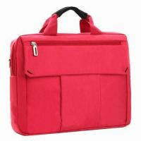 Best Computer Bag, Made of Nylon, Available in Various Colors and Sizes wholesale
