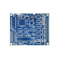 China Industrial Control FR4 PCB Circuit Board With One Stop Turnkey Service PCB Manufacturing Process on sale