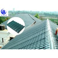 Cheap Corrosive Resistance ASA Synthetic Resin Roof Tile Waterproof Plastics Traditional Chinese Sheet for sale