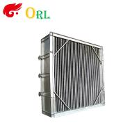 Cheap Water Proof Plate Air Preheater In Boiler , Combustion Air Preheater Hot Water for sale
