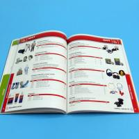 Best High Quality Professional Catalogue Printing Service 105gsm / 128gsm / 157gsm wholesale