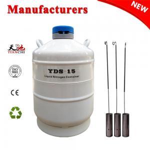 Best TIANCHI liquid nitrogen storage tank 15L in Nepal wholesale