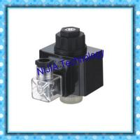Best Yuken Solenoid Coil for Hydraulic Solenoid Directional Control Valve DSG-02-2B2L-LW-DC12V wholesale